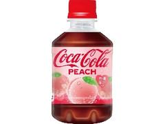 コカ・コーラ コカ・コーラ ピーチ ペット280ml