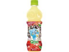 ミニッツメイド Qoo りんご Qoo&TWICEコラボボトル ペット470ml