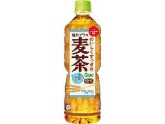ミニッツメイド Qoo 塩分プラス麦茶 ペット600ml