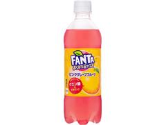 コカ・コーラ ファンタ よくばりミックス ピンクグレープフルーツ