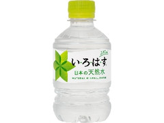 コカ・コーラ い・ろ・は・す 天然水 ペット285ml