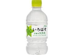 コカ・コーラ い・ろ・は・す 天然水 ペット340ml