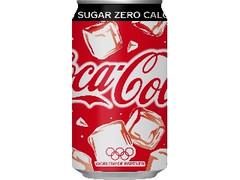コカ・コーラ コカ・コーラ ゼロ コールドサインデザイン 缶350ml