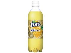 コカ・コーラ ファンタ 黄金パイン ペット490ml