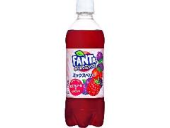 コカ・コーラ ファンタ よくばりミックス ミックスベリー ペット490ml
