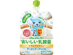 ミニッツメイド ぷるんぷるんQoo おいしい乳酸菌 袋125g
