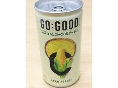コカ・コーラ GO:GOOD ゴクっ!とコーンポタージュ 缶190g