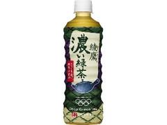 コカ・コーラ 綾鷹 濃い緑茶 和柄デザインボトル ペット525ml