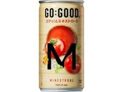 コカ・コーラ GO:GOOD ゴクっ!とミネストローネ