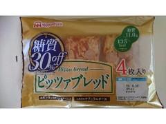 ニッポンハム 糖質30%OFF ピッツァブレッド 袋4枚
