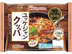 ニッポンハム アジア食彩館 ユッケジャンクッパ 袋220g