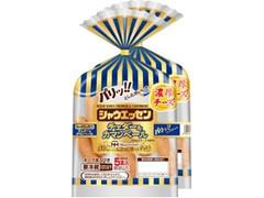 ニッポンハム シャウエッセン チェダー&カマンベール 袋102g×2