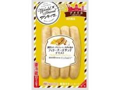 ニッポンハム World Travel アンティエ フィリーチーズサンドテイスト パック4本