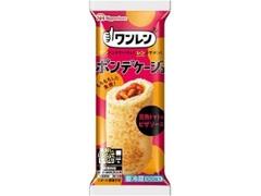 ニッポンハム ワンレン ポンデケージョ 完熟トマトのピザソース 袋75g