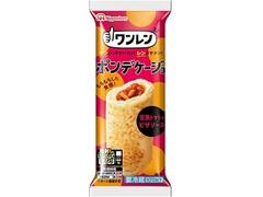 ニッポンハム ワンレン ポンデケージョ 完熟トマトのピザソース