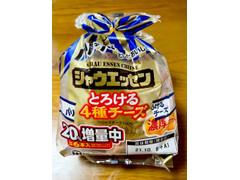 ニッポンハム シャウエッセン とろける4種チーズ