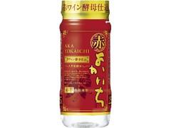 タカラ 赤よかいち 芋 赤ワイン酵母仕込 カップ220ml