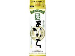 タカラ 本格焼酎 よかいち 麦 25度 パック1.8L