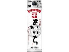 タカラ 本格焼酎 よかいち 米 25度 パック1.8L