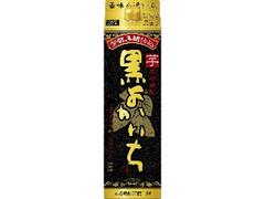 タカラ 本格焼酎 黒よかいち 芋 25度 パック1.8L