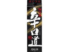 タカラ 松竹梅 辛口道 パック1.8L
