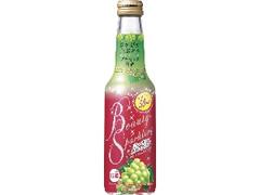 タカラ ビューティースパークリング ぴかぴか白ぶどう 瓶250ml