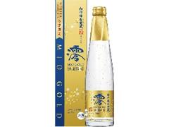 タカラ 松竹梅白壁蔵 澪 GOLD スパークリング清酒 瓶300ml