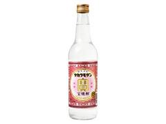 タカラ 宝焼酎 タカラモダン 25度 瓶600ml