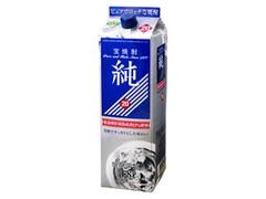 タカラ 宝焼酎 純 20度 パック1800ml