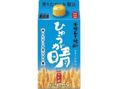タカラ 本格麦焼酎 ひゅうが晴 パック900ml
