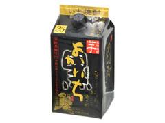 タカラ 本格焼酎 黒よかいち 芋 25度 パック900ml