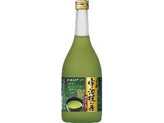 タカラ 京都産抹茶のお酒 京都宇治抹茶 瓶720ml