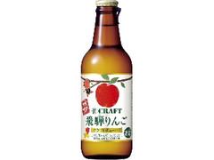 タカラ 寶CRAFT 飛騨りんご 瓶330ml