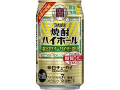タカラ 焼酎ハイボール 強烈パインサイダー割り 缶350ml