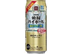 タカラ 焼酎ハイボール 強烈サイダー割り 缶500ml
