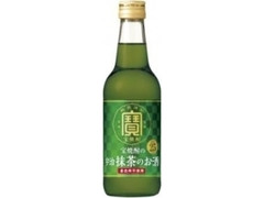 タカラ 寶 宝焼酎の宇治抹茶のお酒 瓶360ml