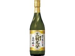 タカラ 特撰松竹梅 大吟醸 磨き三割九分 瓶720ml