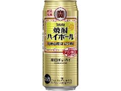 タカラ 焼酎ハイボール 和歌山産はっさく割り 缶500ml