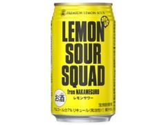 タカラ レモンサワースクワッド 缶350ml