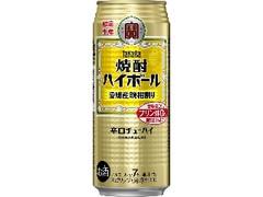 タカラ 焼酎ハイボール 愛媛産晩柑割り 缶500ml