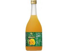 タカラ 宮崎産マンゴーのお酒 宮崎完熟マンゴー