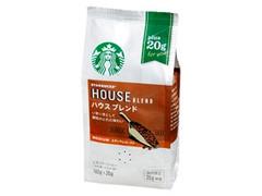 AGF スターバックスコーヒー ハウスブレンド 袋180g