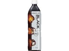 マキシム ボトルコーヒー 香りとキレのブラック 無糖 ペット900ml