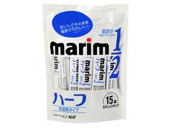 AGF マリームハーフ 低脂肪タイプ 袋3g×15