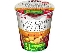 明星 低糖質麺 Low‐Carb Noodles マッシュルームとオニオンのコンソメスープ カップ53g