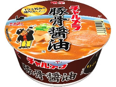 明星食品 チャルメラどんぶり 豚骨醤油 カップ78g