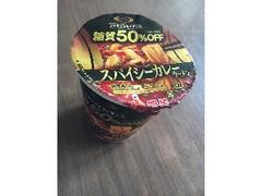 明星食品 RIZAP(ライザップ) スパイシーカレーラーメン 78g
