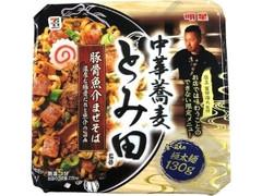 セブンプレミアム 中華蕎麦とみ田監修 豚骨魚介まぜそば カップ169g