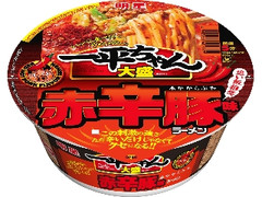 明星食品 一平ちゃん大盛 赤辛豚味ラーメン カップ115g