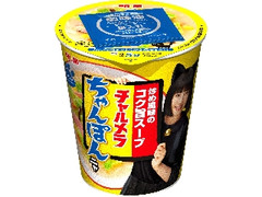 明星食品 チャルメラ ちゃんぽん すずネコパッケージ カップ72g